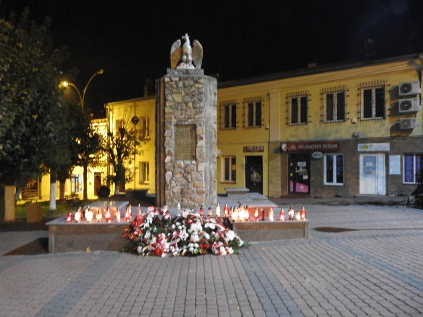 Obchody 73 rocznicy obrony Birczy przed bandami UPA – 14 października 2018 r.