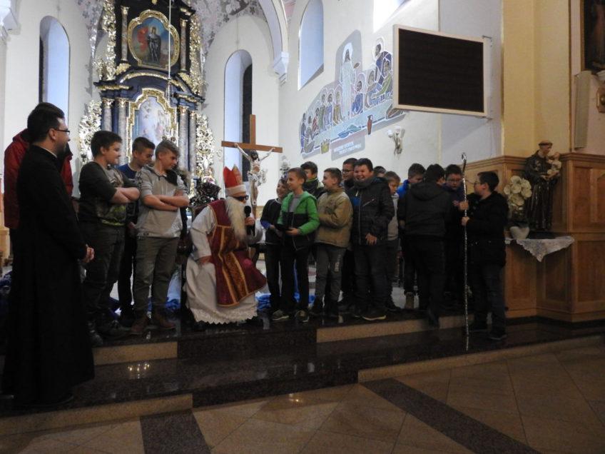 Spotkanie ze św. Mikołajem – 6 grudnia 2018 r.